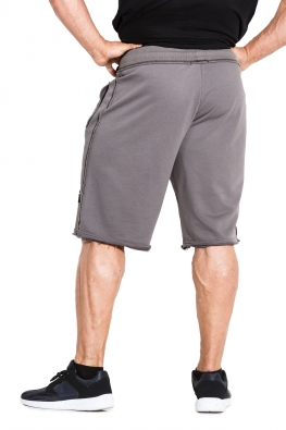 Sweatshorts 01 MN Washed Grey