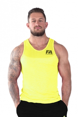 Tank Top Seamless Neon Flash