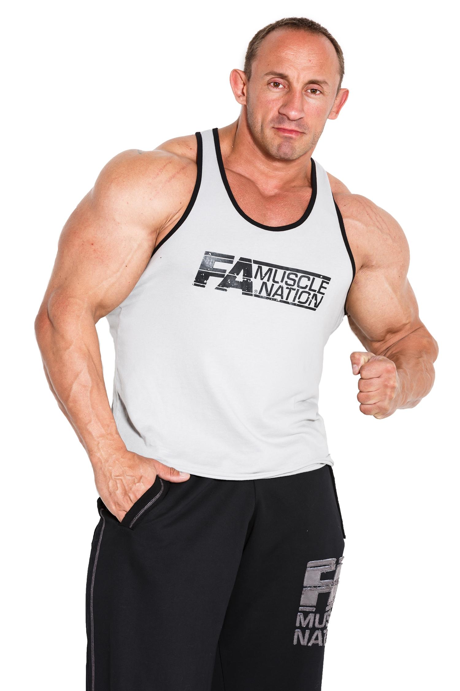 Tank top 01 MN Basic - FA SPORTSWEAR - Odzież dla sportowców